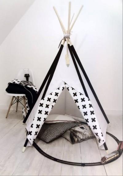 Namiot tipi dla dziecka od LittleNOMAD