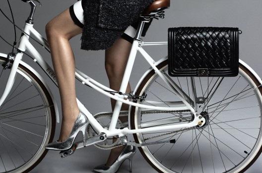 rowerowa torba mme velo czarna