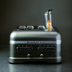 Retro toster na 4 kromki Artisan firmy KitchenAid