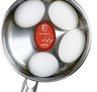 wskaźnik do gotowania idelanych jajek Kuchenprofi