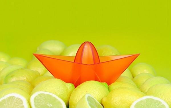wyciskacz statek origami koziol