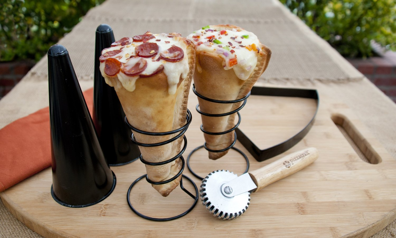 Zestaw do pizzowych rożków