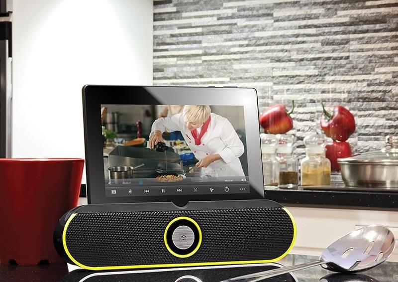 Bezprzewodowy głośnik na Bluetooth z funkcją NFC Arkas