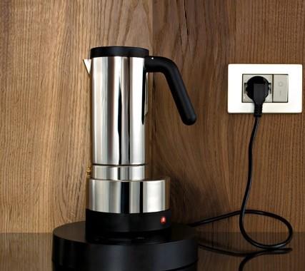 elektryczny zaparzacz do espresso