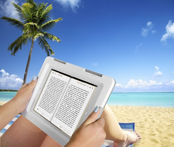 Wodoodporne etui na iPad Aqua Case od ThumbsUp