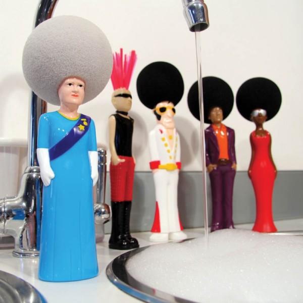 Gąbka do mycia naczyń królowa angielska Eliza-brush od Noki
