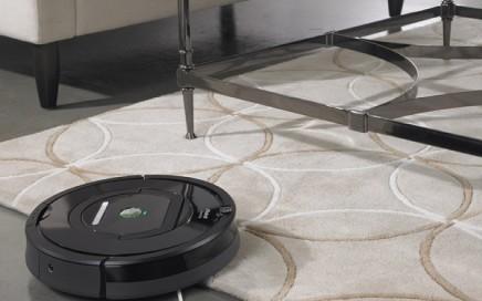 robot sprzątający roomba 770
