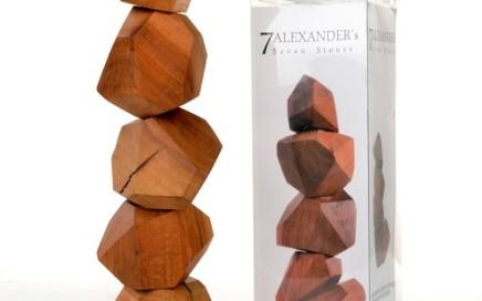 Dekoracyjne kamienienie Alexanders 7 stones