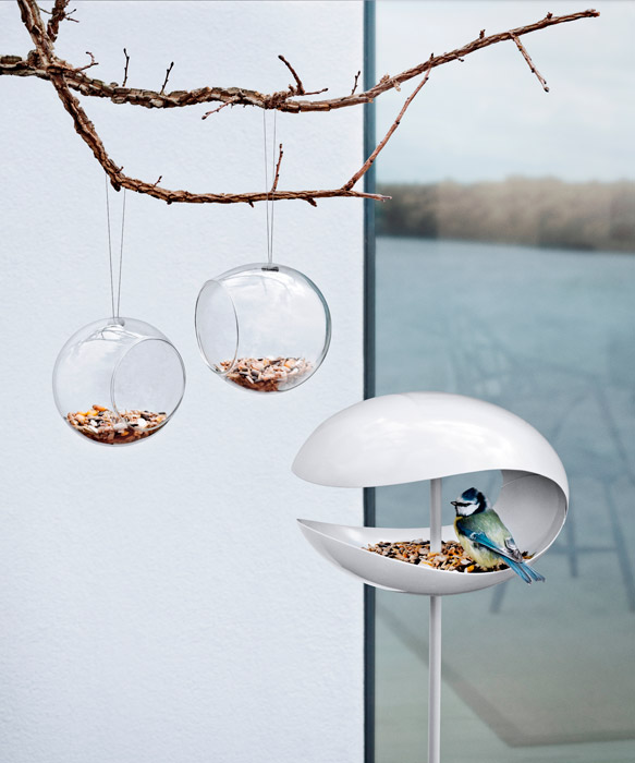 Karmnik ptasi stolik marki Eva Solo