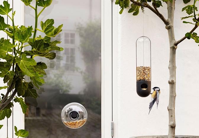 Karmnik dla ptaków tuba marki Eva Solo