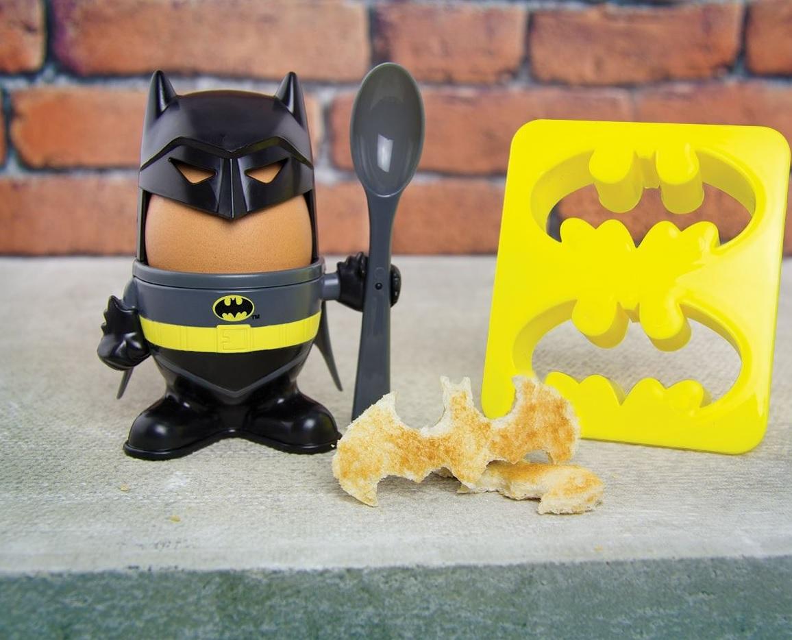 Zestaw do jajek i tostów Batman DC Comics