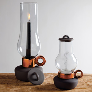 Stylowy retro lampion od Seletti