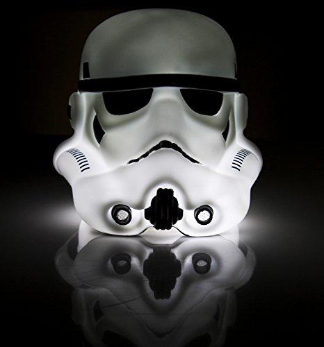 Lampa Stormtrooper głowa
