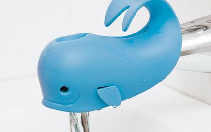 nakładka na kran wieloryb Boon
