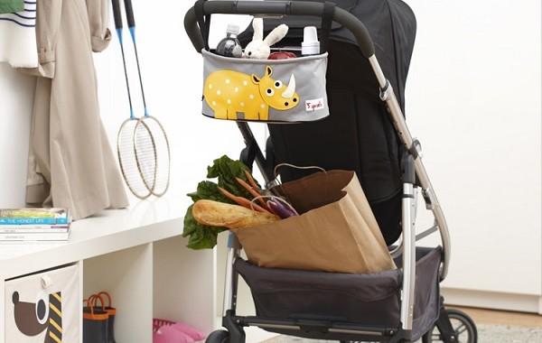 torba organizer do wózka 3sprouts