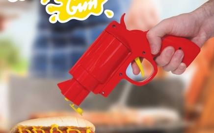 pistolet do keczupu mustard