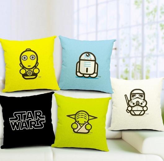 Poszewka na poduszkę Star Wars R2D2