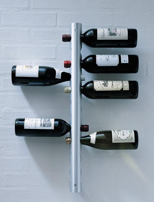 Wieszak na wino rurka marki Rosendahl