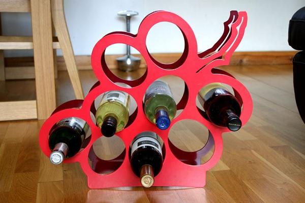 Stojak na wino winogrono Grape marki J-me