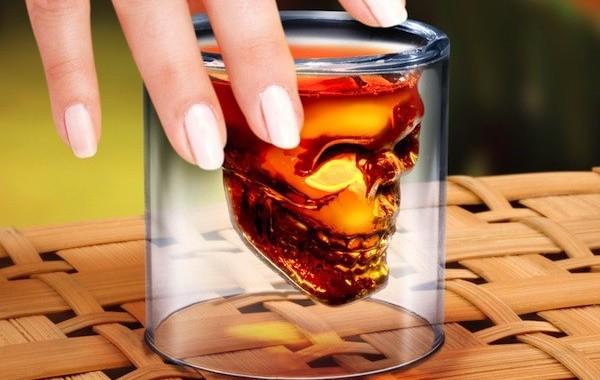 szklanka czacha