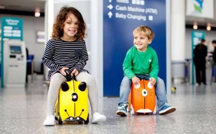 walizka na której można jeździć trunki