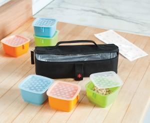 zestaw Dziecięcy zestaw lunchowy Bento Skip Hop