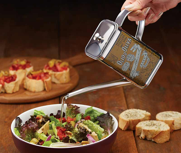 retro dozownik do oliwy kitchen craft