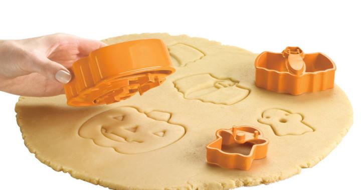 foremki do ciastek halloween marki Cuisipro