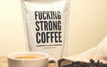 kawa fucking strong coffee
