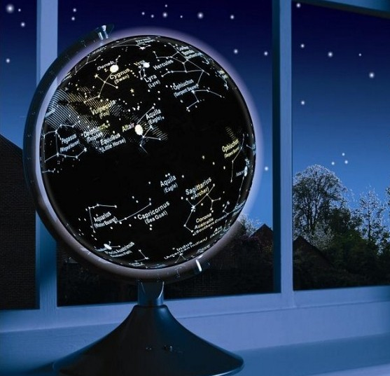 Globus mapa nieba