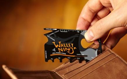 karta przetrwania wallet ninja 18w1