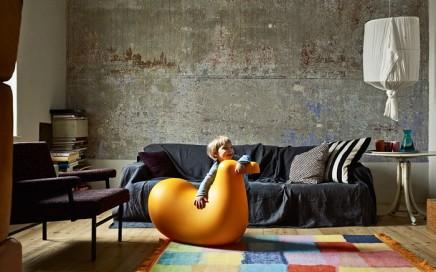 krzesełko bujane dodo Magis