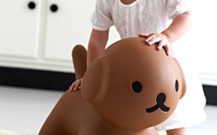 dziecięce krzesełko pies Mr Mraia