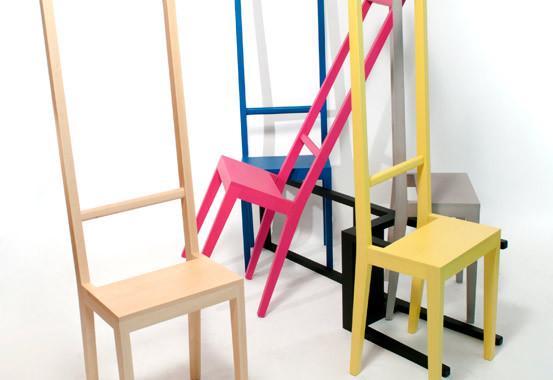 krzesło i wieszak 2w1 Covo