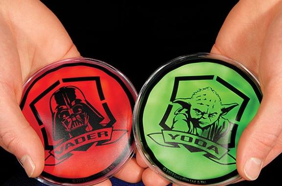 ogrzewacze do rąk Star Wars