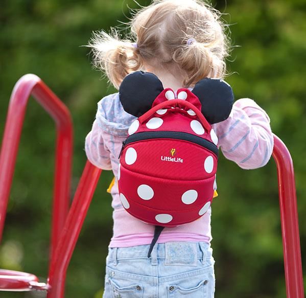 Plecak z uszami myszka Minnie Disney by Little Life