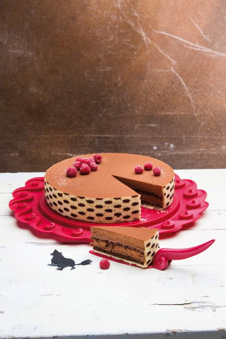 dekoracyjna podstawka do tortu Koziol