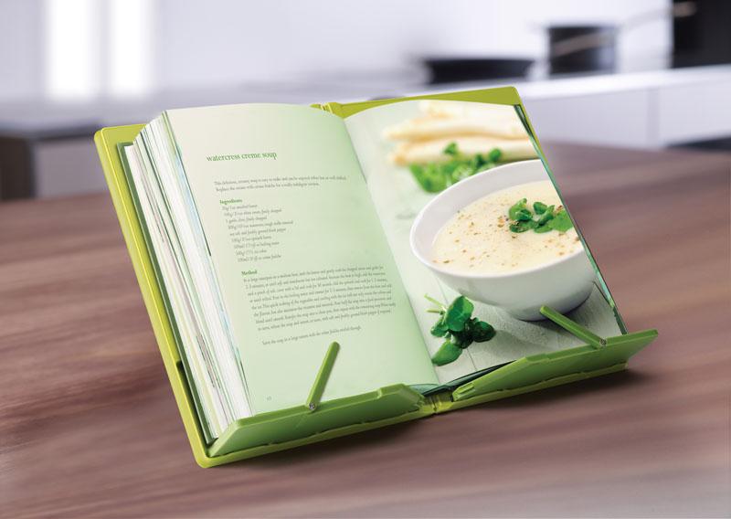 Stojak na książkę kucharską lub tablet Joseph Joseph