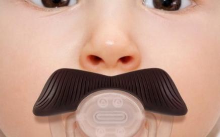 smoczek wąsy
