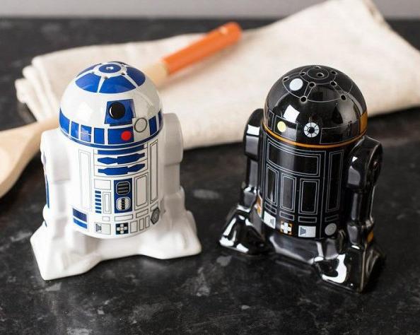 Solniczka i pieprzniczka R2D2 Star Wars