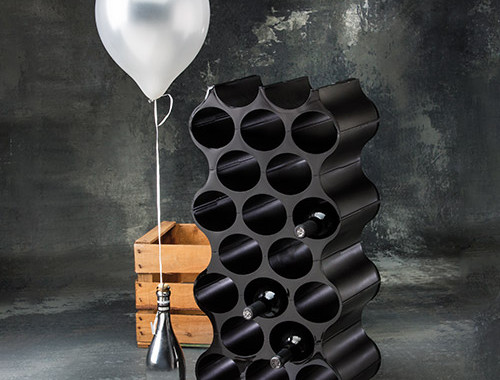 stojak na wino modułowy koziol