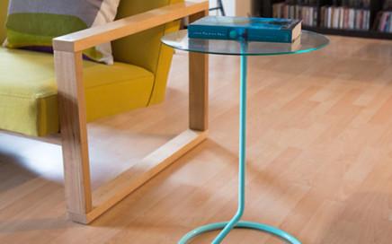 metalowy stolik lasso Umbra