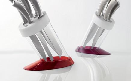 nowoczesny zestaw nozy casa bugatti