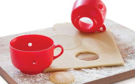 filiżanka do wykrawania ciastek