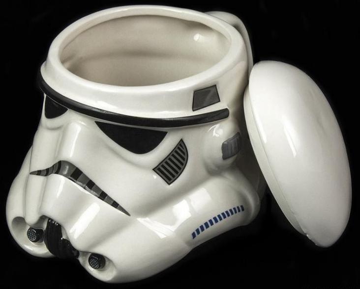 Kubek z pokrywką Stormtrooper Star Wars