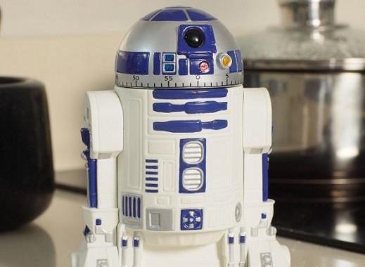 minutnik robot R2D2 Star Wars