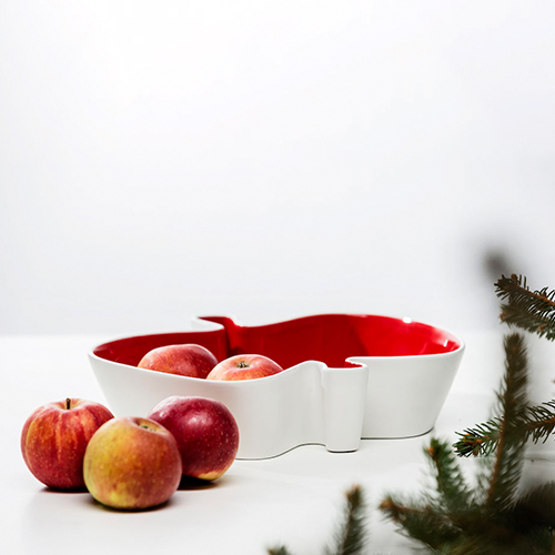 miska jabłko sagaform