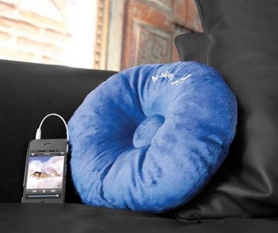 Muzyczna poduszka z głośnikiem marki Hi-fun
