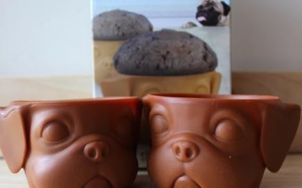 papilotki do muffinek psiaki mopsy