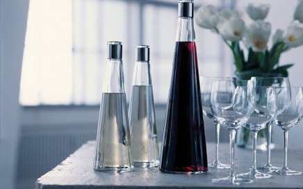 karafka do wina stożek Rosendahl